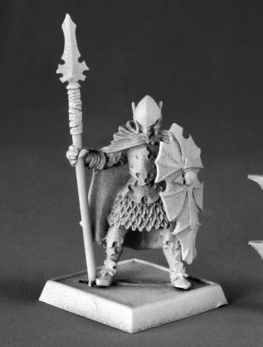Warlord: Oakhearth Warden