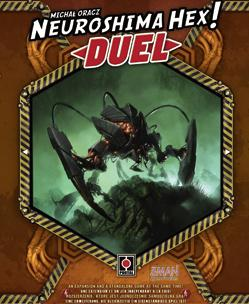 Neuroshima Hex!: Duel (Stand-Alone Expansion)