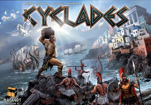 Cyclades: Core Game