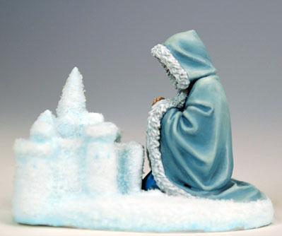 George R.R. Martin Masterworks: Sansa Stark (Building Snow Castle)