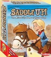 Saddle Up! : The Mixed Up Game of Horse Play