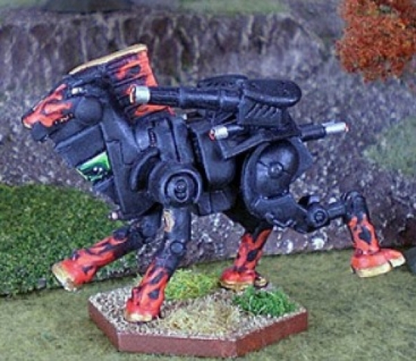 BattleTech Miniatures: Balius OmniMech (TRO 3075)