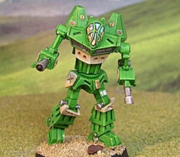 BattleTech Miniatures: Sun Cobra (TRO 3075)