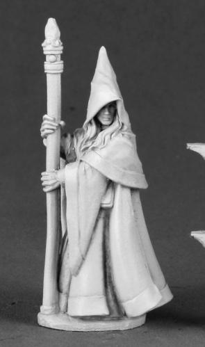 Dark Heaven Legends Classics: Anirion, Wood Elf Wizard