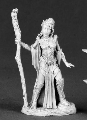 Dark Heaven Legends Classics: Autumn Bronzeleaf, Female Wizard