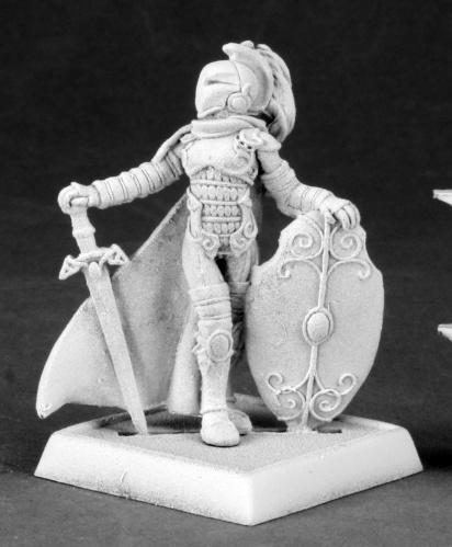Pathfinder Miniatures: Gray Maiden
