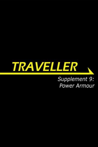 Power Armour (Supplement 8)