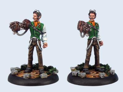 Wolsung Miniatures: Thorvald Nielsgaard (1)