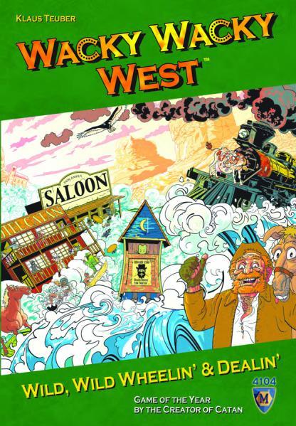 Wacky Wacky West: Wild, Wild Wheelin' and Dealin'