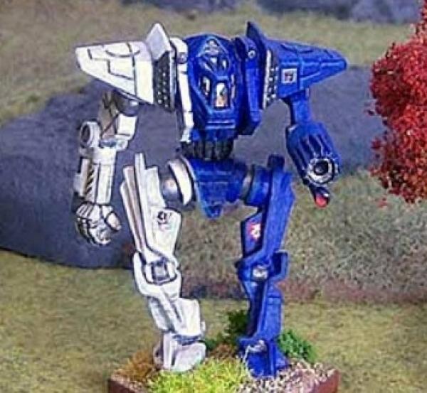 BattleTech Miniatures: Ymir BWP-2B (TRO 3075)