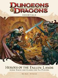 Dungeons & Dragons Essentials: Heroes of the Fallen Lands (EPHB)
