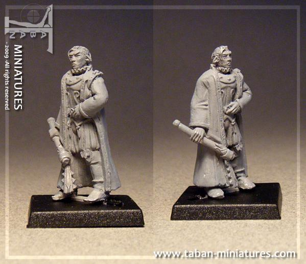 Fantasy 32mm: Elf Missionary