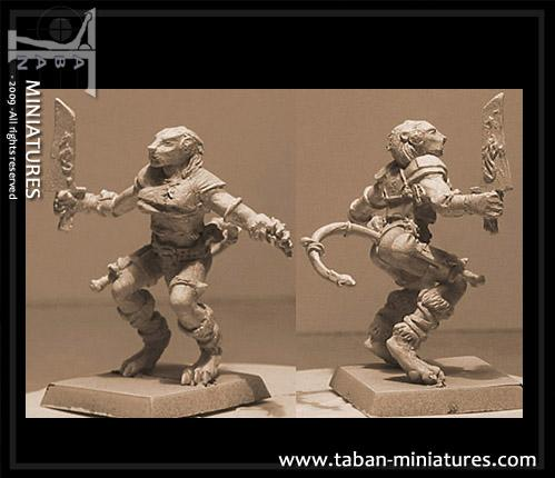 Fantasy 32mm: Were Lioness