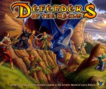 Defenders of the Realm: Core Game