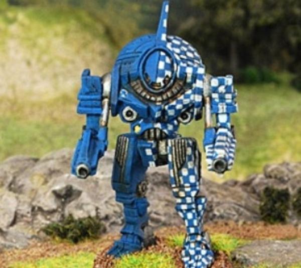BattleTech Miniatures: Galahad Mech GLH-2D (TRO 3075)