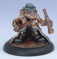 Warmachine: (Mercenaries) Reinholdt Gobber Speculator