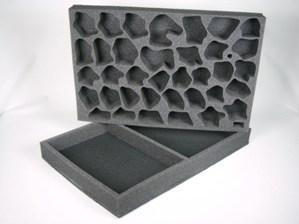 Battle Foam - Foam Tray: Space Hulk Foam Kit [2009 Version]