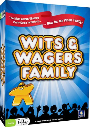 Wits & Wagers: Family Edition  (Tabletop Reviewed)