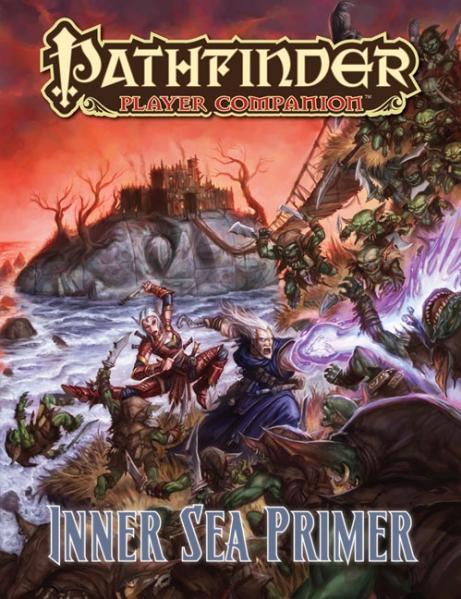 Pathfinder Companion: Inner Sea Primer (PFRPG)