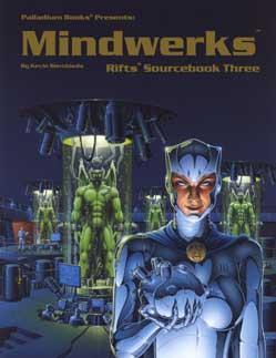 Rifts RPG: Mindwerks