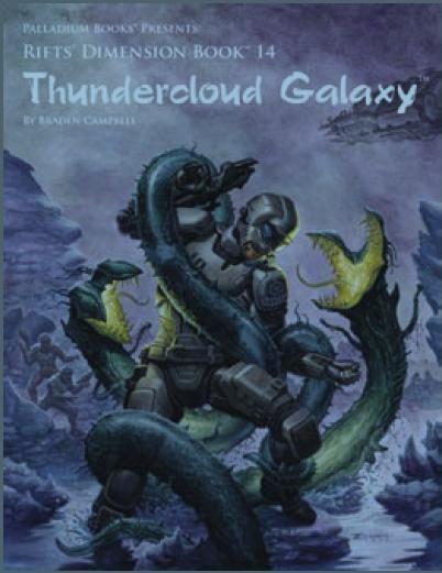 Rifts RPG - Dimension Book 14: Thundercloud Galaxy