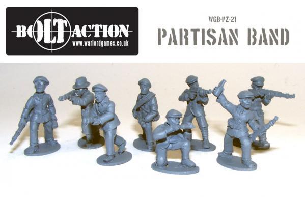 Bolt Action: Partisans (8)
