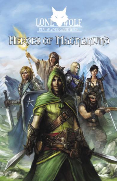 Lone Wolf: Heroes of Magnamund