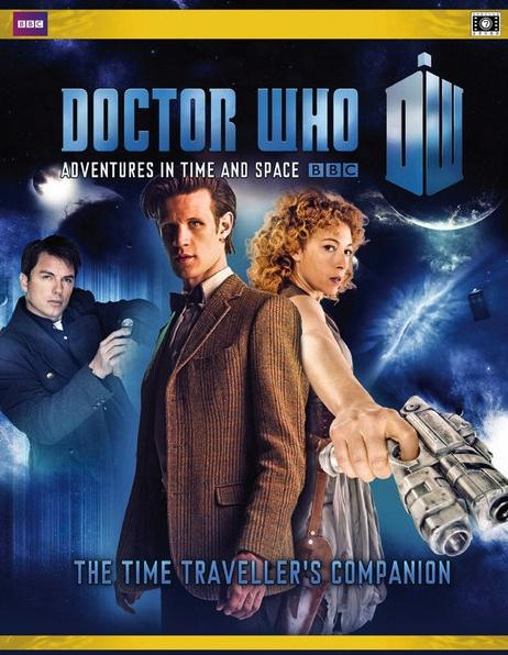 Doctor Who RPG: The Time Traveller's Companion