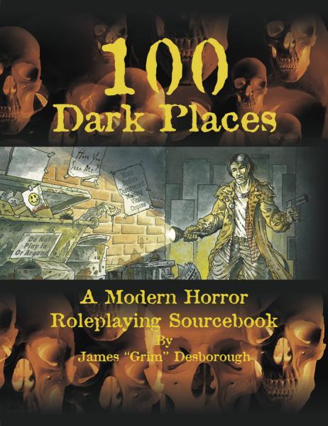 100 Dark Places
