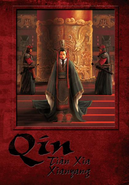 Qin - The Warring States RPG: Xianyang (Tian Xia 1)