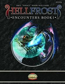 Savage Worlds RPG: Hellfrost Encounters Book 1