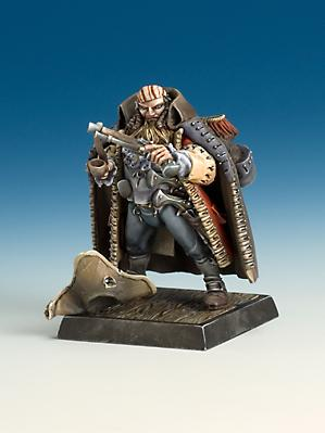Freebooter's Fate: Captain Rosso (1)