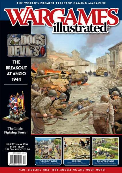 Wargames Illustrated #271