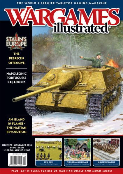 Wargames Illustrated  Magazine: #277