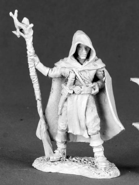 Dark Heaven Legends: Karahl Farstep, Wizard