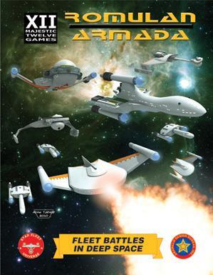 Starmada Expansion: Romulan Armada