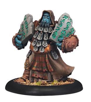 (Trollbloods) Trollking Runebearer