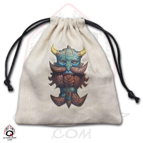 Dice Accessories: Dwarven Dice Bag