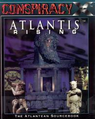 Conspiracy X 1.0 RPG: Atlantis Rising