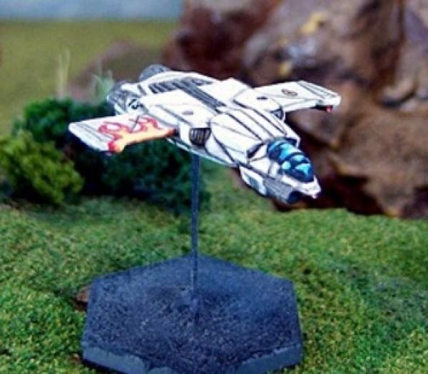 BattleTech Miniatures: Lightning LTN-G15 Med. Aerospace Fighter (TRO 3075)