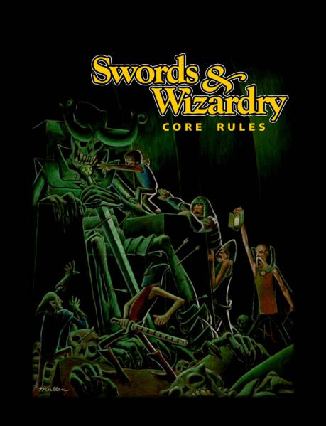 Swords & Wizardry: Core Rules