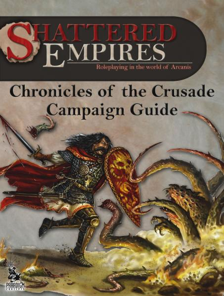 Chronicles Of The Crusade Campaign Guide