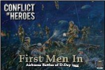 Conflict Of Heroes: First Men In - Airborne Battles Of D-Day, 1944