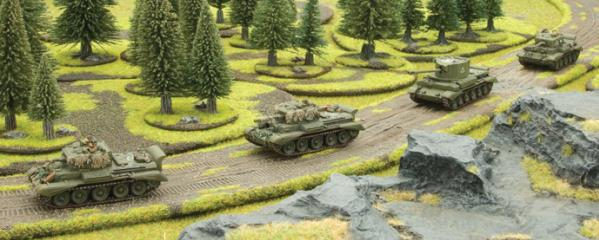 Battlefield in a Box - Scenery: Rural Roads