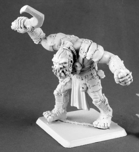 Pathfinder Miniatures: Hookmaw Kreeg