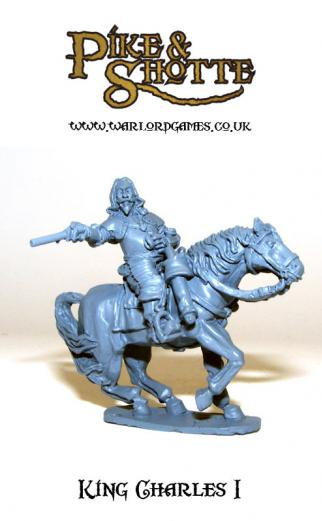 28mm Pike & Shotte - King Charles I
