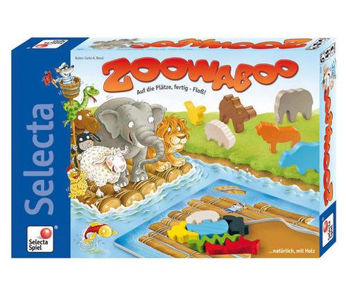 Zoowaboo: On your marks, get set - raft!