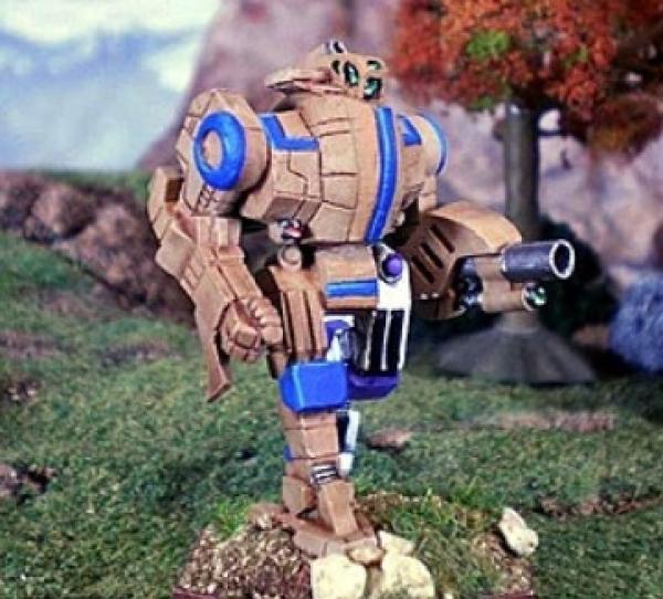 BattleTech Miniatures: Icarus II Mech ICR-1S (TRO 3075)