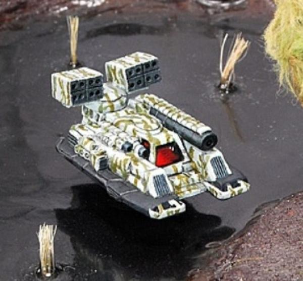 BattleTech Miniatures: Condor Hover Tank (Upgrade) (TRO 3075)