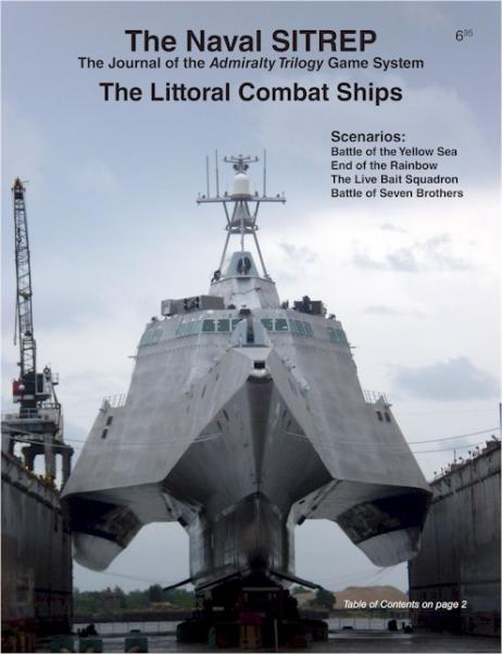 The Naval SITREP Magazine Issue #38